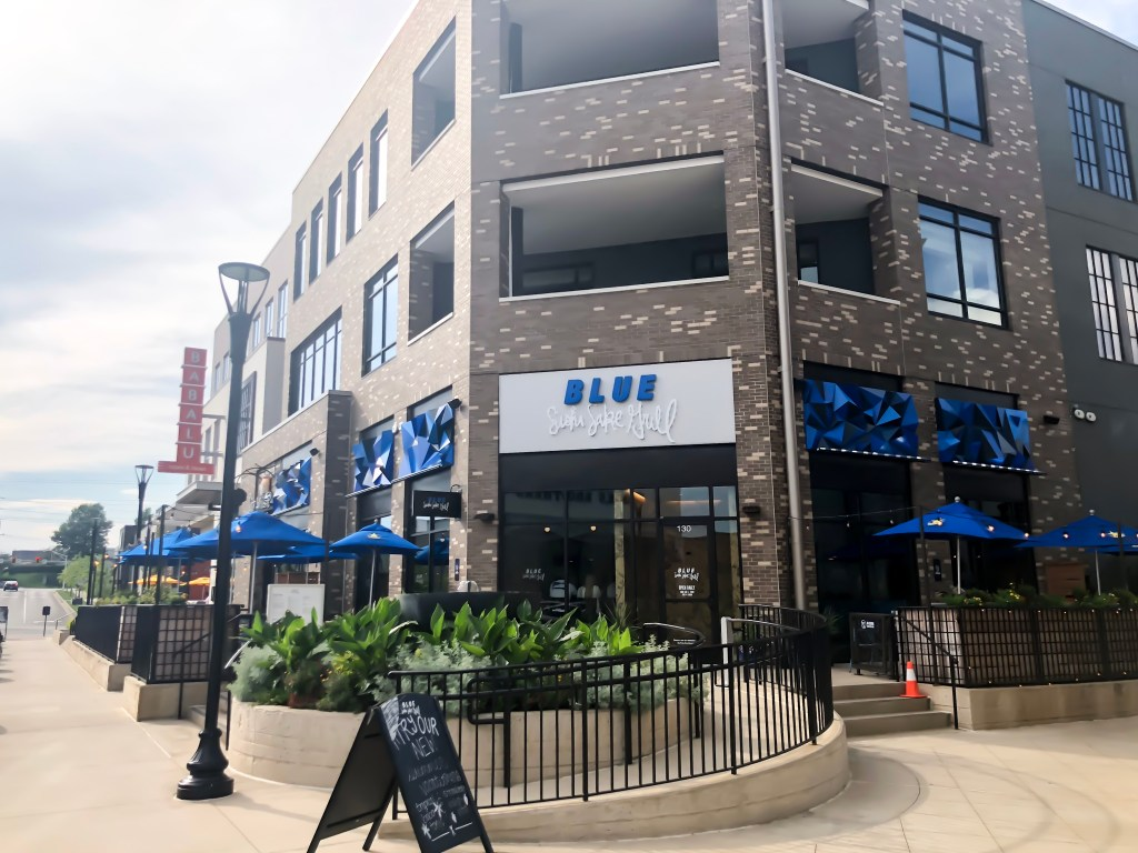 Blue Sushi Sake Grill is a great place to enjoy old favorites or embark on a dining adventure. It's the ultimate sushi destination for sushi experts and newcomers. Blue Sushi Sake Grill has everything fromtraditional and creative maki, sashimi and nigiri, as well as vegan maki. #sharethelex #lexingtonky #kentucky #sushi #food #tasteky #eatkentucky #eatlexington #betterinthebluegrass #thesummitatfritzfarm