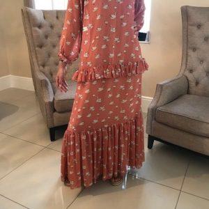 Swans Dress
