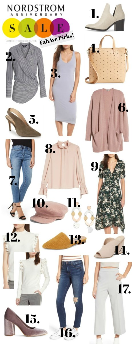 2018 Nordstrom Anniversary Sale Picks