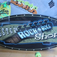 Lester's Rock N Roll Shop is Opened for Business!