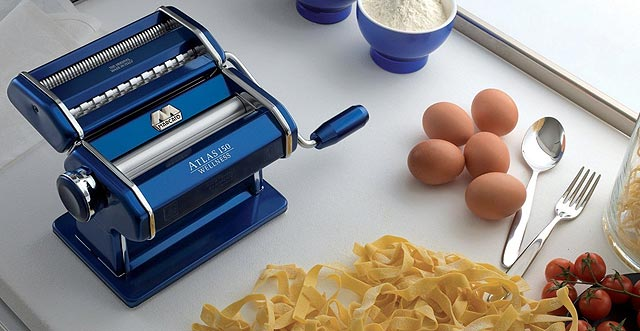 One of the best pasta makers out there, the Marcato Atlas 150 Wellness