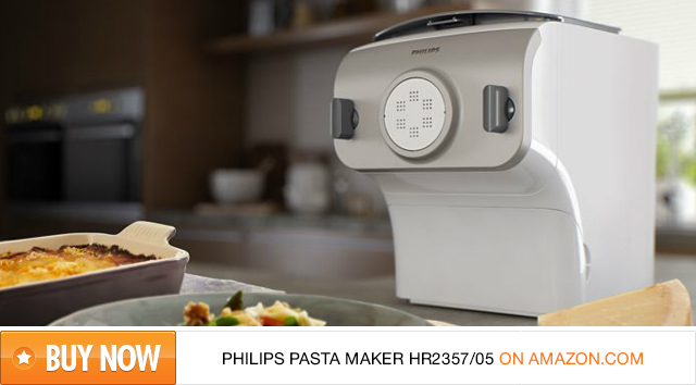Philips Pasta Maker HR235705 on Amazon