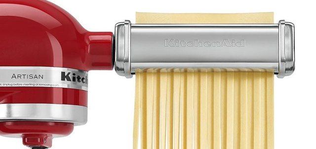 KitchenAid Fettuccine Tagliatelle Pasta Cutter Attachment