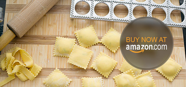 Buy the Norpro Ravioli Press on Amazon