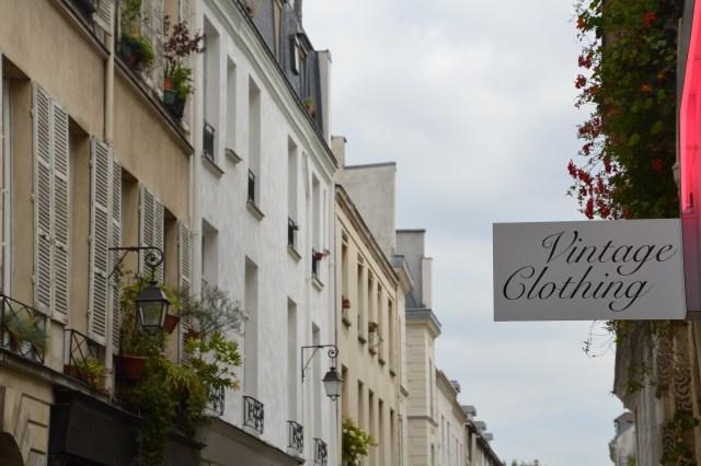 Shopping tours in paris