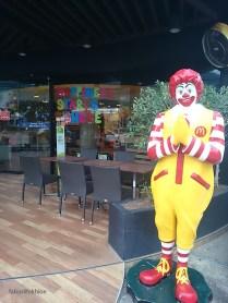 McDonald in Thailand
