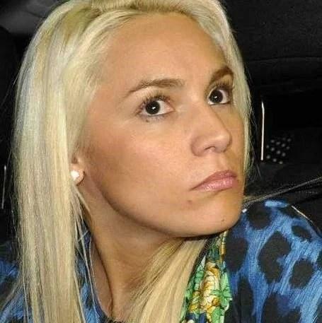 Rocio Oliva Argentine Soccer Star Armando Maradonas Ex