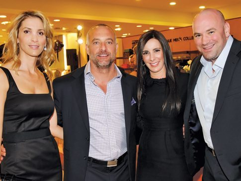 Dana White S Wife Anne White Bio Pics Wiki