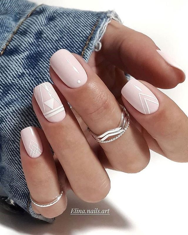 100 spring nail art ideas 2020, best spring nails 2020, pink nail art designs, spring nail art designs, nail art designs #nailart #springnails