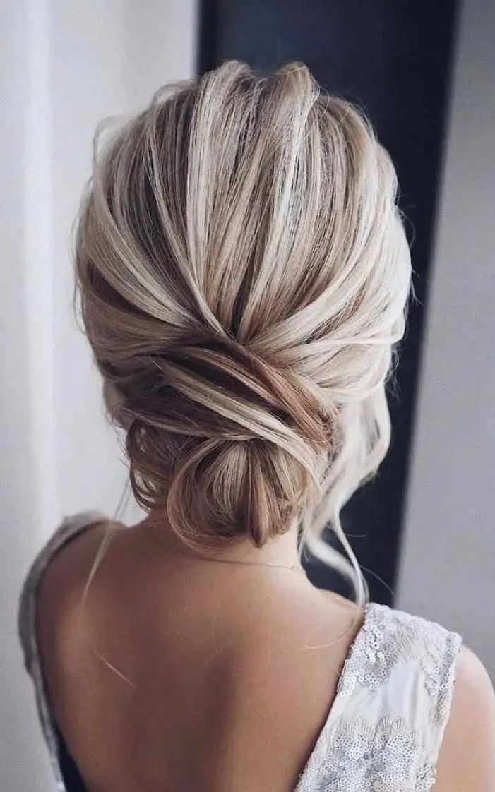 57 Gorgeous Wedding Hairstyles From Updo To Ponytails Fab Wedding Dress Nail Art Designs Hair Colors Cakes