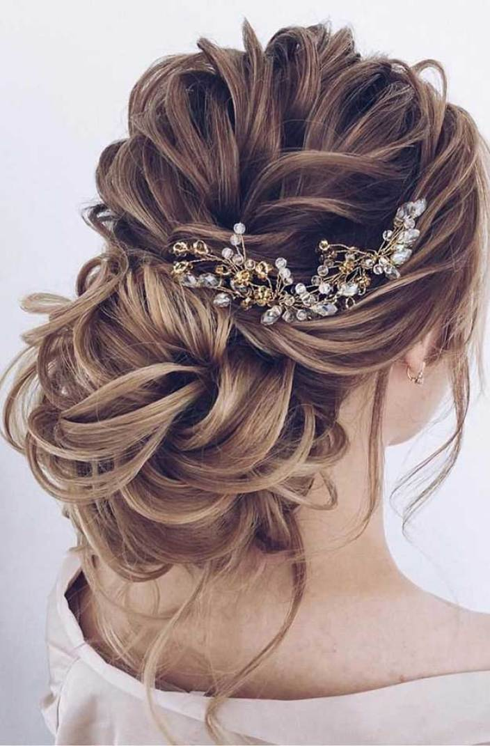 Fabulous 57 Gorgeous Wedding Hairstyles From Updo To Ponytails Fab Natural Hairstyles Runnerswayorg