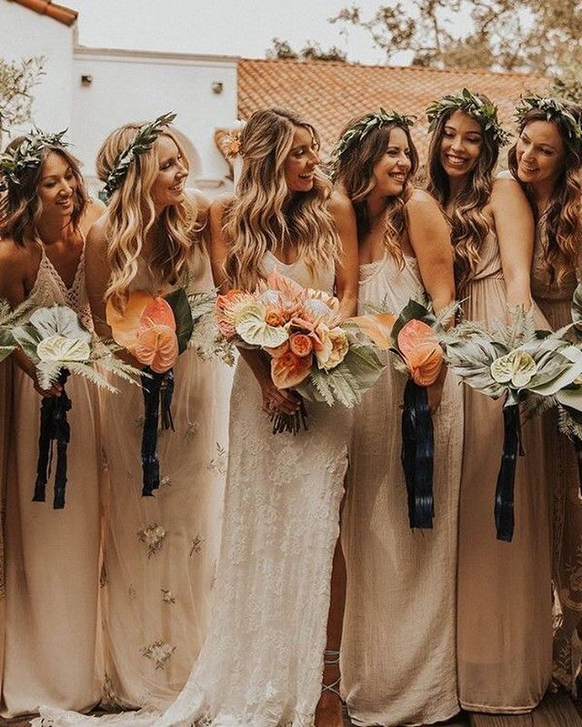 bridesmaid trends 2020 that are fabulous 20, bridesmaid dresses, bridesmaid dress trends 2020, bridesmaid dresses 2020, bridesmaid dress colors, mismatched bridesmaid dresses 2020 #bridesmaiddresses