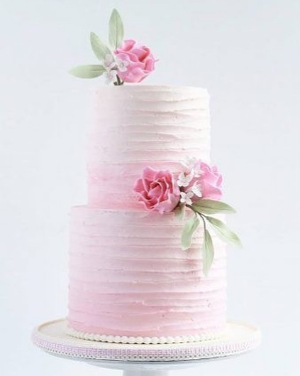Beautiful Wedding Cake Trends For 2020 - 18, wedding cakes, wedding cake ideas, wedding cake, wedding cake trends, wedding cake trends 2020, spring wedding cake , wedding cake designs, wedding cake pictures #weddingcakes