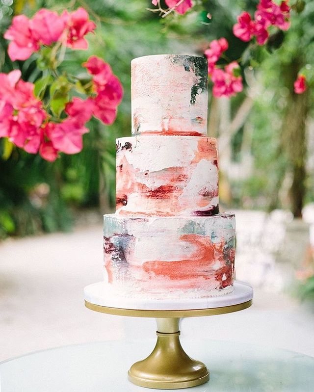 Beautiful Wedding Cake Trends For 2020 - 1, wedding cakes, wedding cake ideas, wedding cake, wedding cake trends, wedding cake trends 2020, spring wedding cake , wedding cake designs, wedding cake pictures #weddingcakes