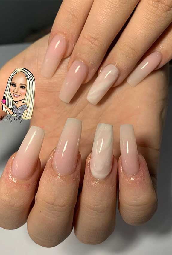 100 spring nail art ideas 2020, best spring nails 2020, mismatched nail art designs, spring nail art designs, nail art designs #nailart #springnails pink nails