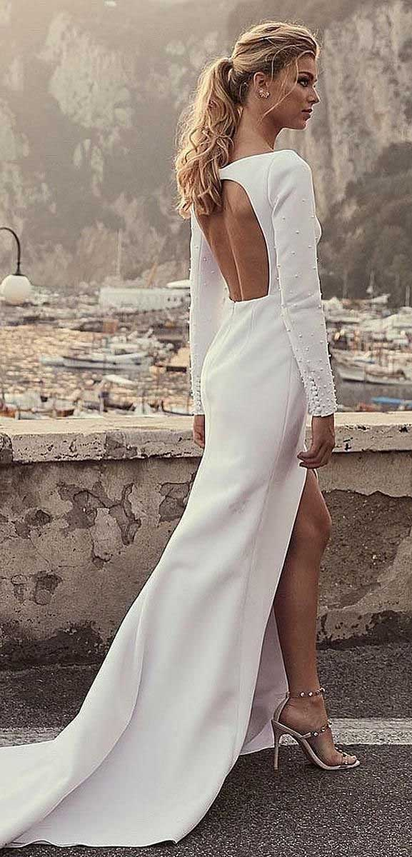 these wedding dresses will never goes out of style, wedding dress, simple wedding dress, simple wedding gown, wedding dresses, wedding gowns, bridal dress, bridal gown, elegant wedding dresses #weddingdresses