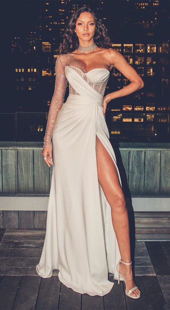 37 Trendy & Hot Sexy Wedding Dresses : wedding dress, wedding dresses, hot wedding dress, hot wedding dresses, sexy wedding dress , sexy wedding dresses, see through wedding dresses