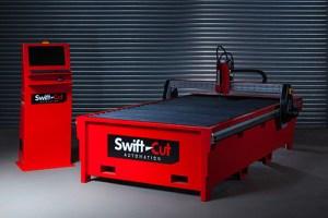 Swift-Cut 1250 Plasma Cutting Table