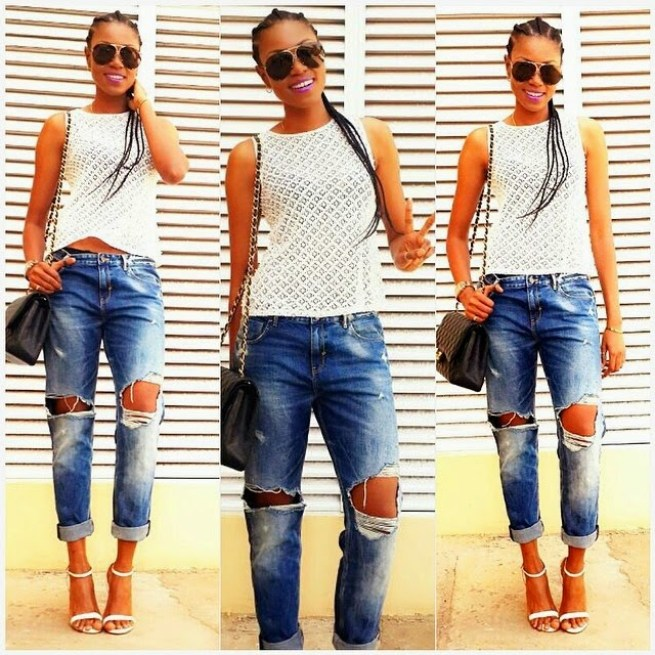 JEANS 2 - 5 Outfits You Shouldn't Be Caught Wearing To A Wedding Party