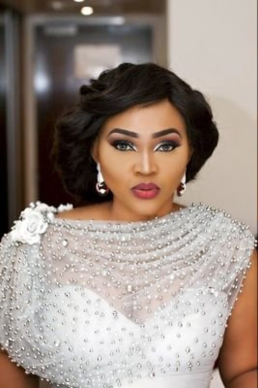 Mercy Aigbe Biography