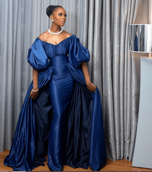 [object object] - jemima amvca 2020 - 30 Top Glamorous Looks That Made Headlines From AMVCA 2020