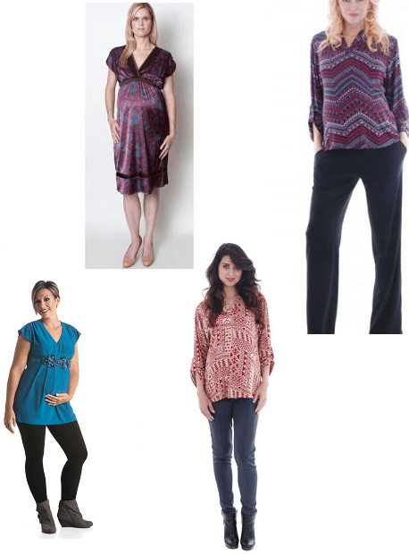 Bella Gravida maternity clothes options