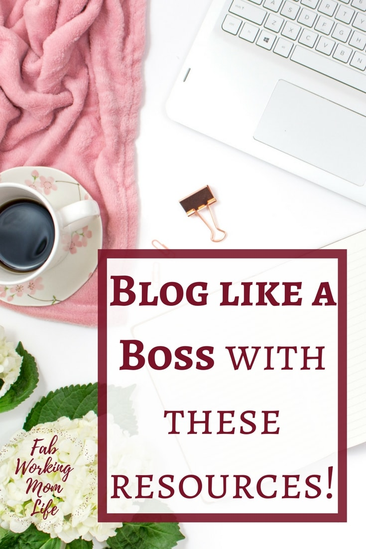Blog Like a Boss with these resources