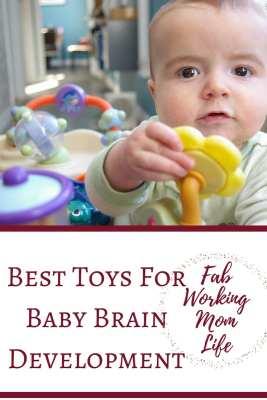 Best Baby Toys For Brain Development