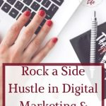 Side Hustle Series: Interview with a Digital Marketing and SEO Consultant