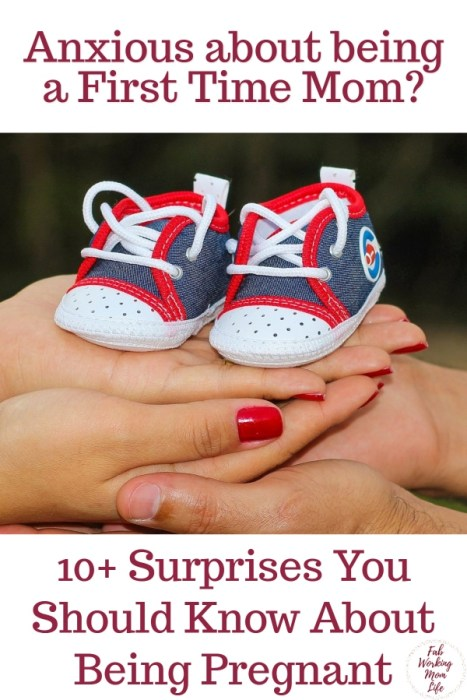 10+ Surprises First Time Moms Should Know About Being Pregnant   Fab Working Mom Life #pregnancy #motherhood #newmom #momlife #baby #pregnant