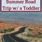 Surviving a Summer Road Trip with a Toddler