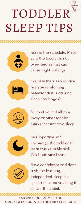 Toddler Sleep Tips   Dealing with Toddler Separation Anxiety at Night   Tips from The Baby Sleep Site