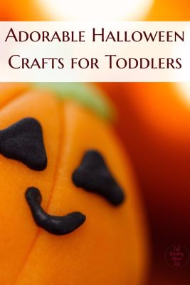 10 Adorable and Easy Halloween Crafts for Toddlers