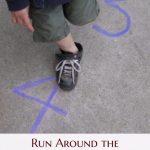 Fun Math & Fitness Activity for Preschool
