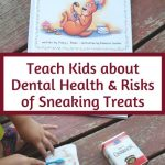 Teach Kids about Dental Health and Risks of Sneaking Treats with Cami Kangaroo