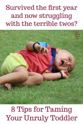 Struggling with the terrible twos