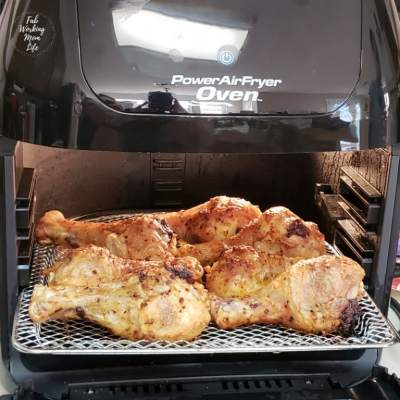 Air Fryer Dinner