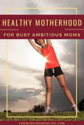 healthy motherhood