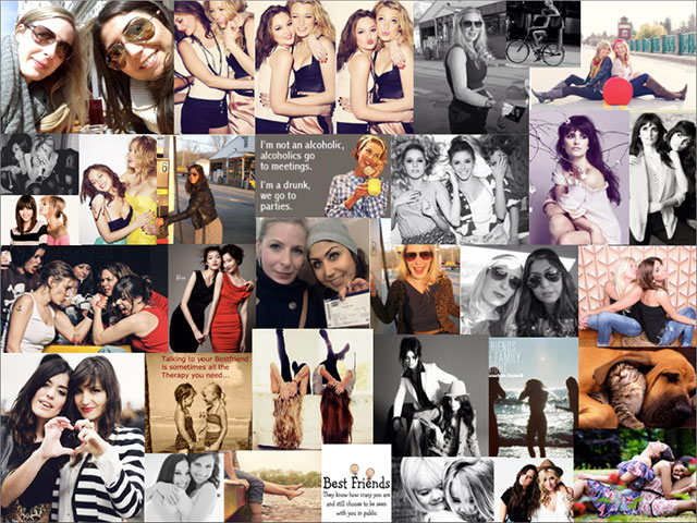 MoodBoard for Ms M and Ms S by fabyandcarlo.com