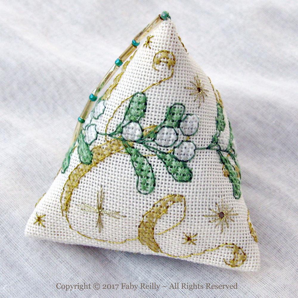 Mistletoe Humbug - Faby Reilly Designs