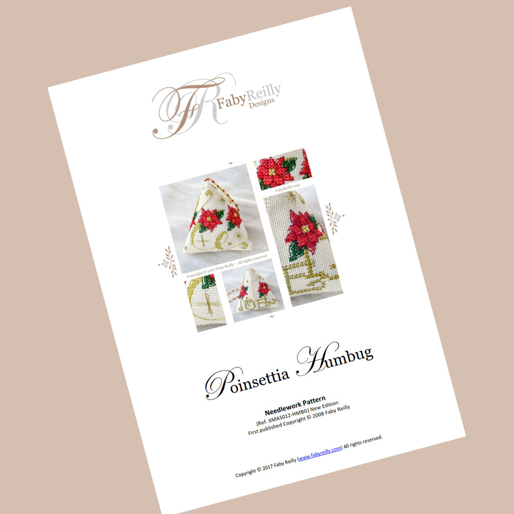 Poinsettia Humbug featured pages