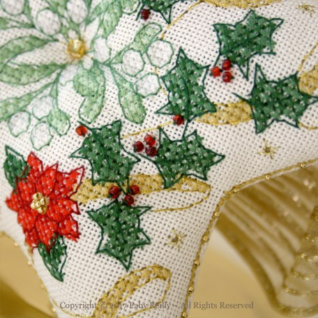 Sparkly Christmas Star – Faby Reilly Designs