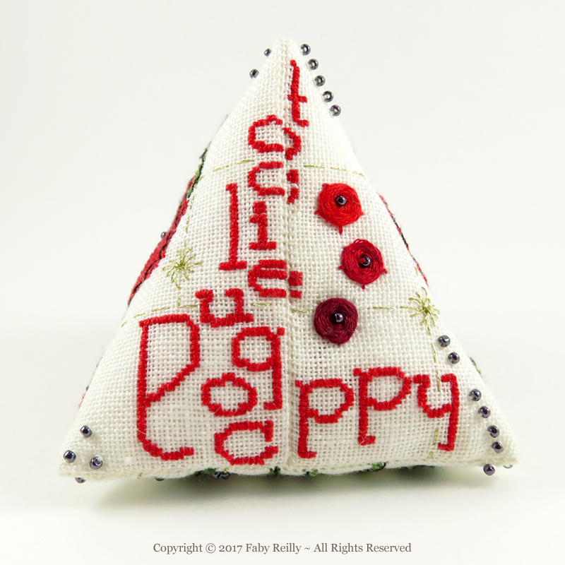 Poppy Humbug – Faby Reilly Designs