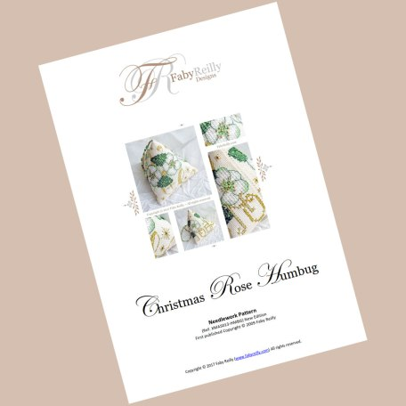 Christmas Rose Humbug featured pages