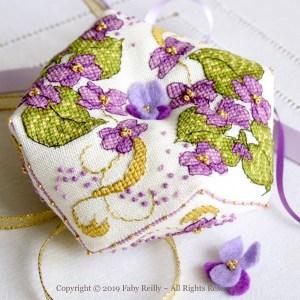 Violet Stitching Set
