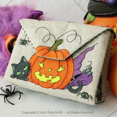Halloween Purse - Faby Reilly Designs