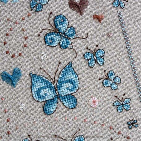 Butterfly Sampler – Faby Reilly Designs