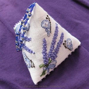 Lavender Humbug - Faby Reilly Designs