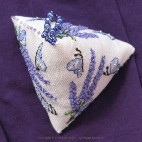 Lavender Humbug – Faby Reilly Designs