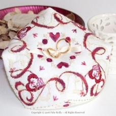Love Biscornu - Faby Reilly Designs